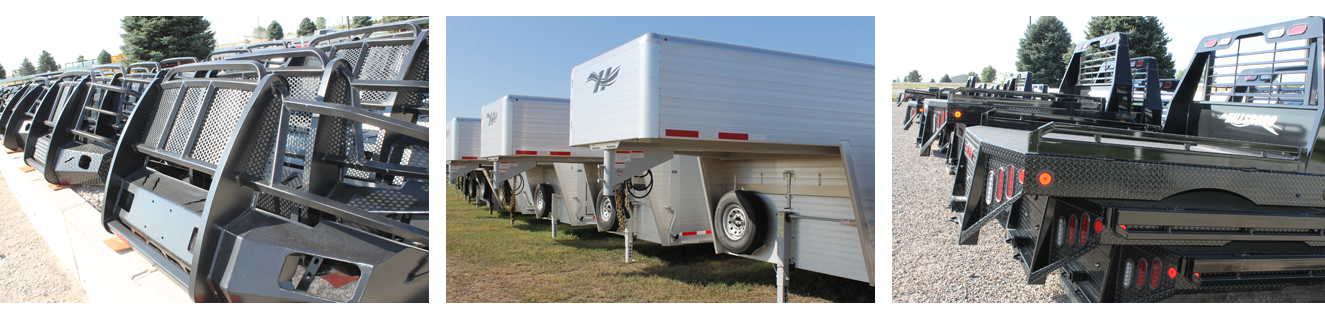 Ogallala Ag truck attachments, flatbeds, and trailers