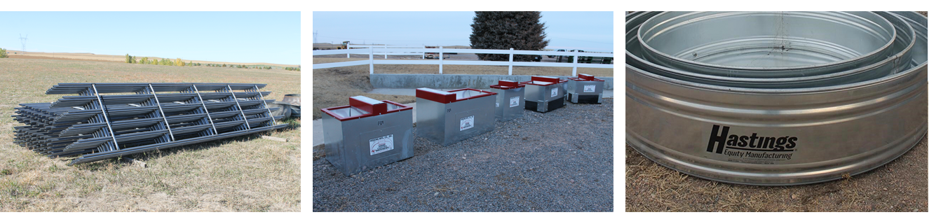 Ogallala Ag fencing, ag equipment, and feeders